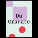 """Greeting Card """"Grenade"""""""
